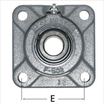 4-Bolt Flange SF Series Standard-Duty