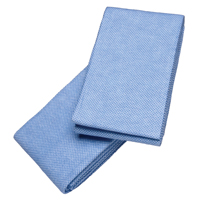 Car Wash Superstore Mammoth Blue & White Towels