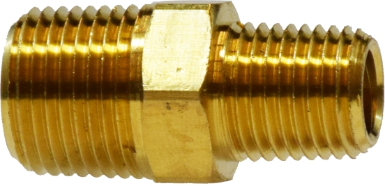 Barstock Fittings Hex Pipe Reducer (MxM)
