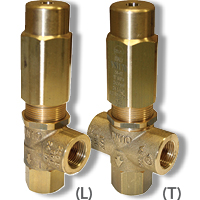 General Pump Regulators/Balance Relief Valves