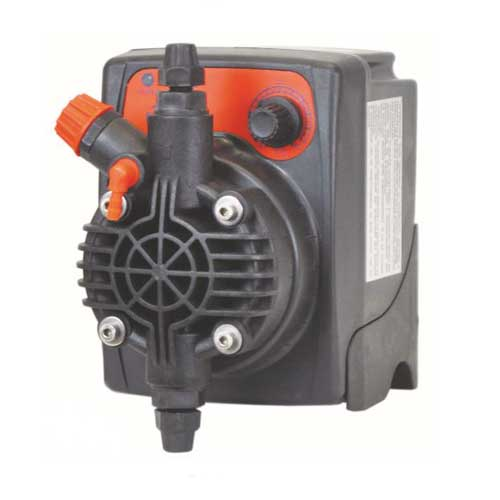 Electric Diaphragm Metering Pumps