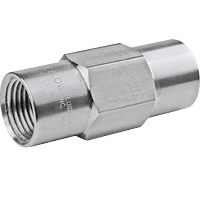 Fluid Controls (F x F) Check Valves