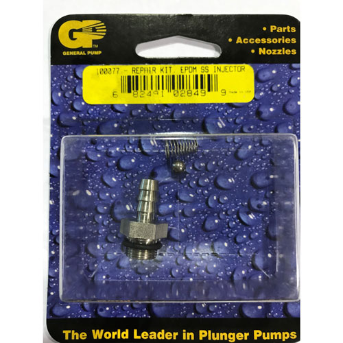General Pump Chemical Injector Kits