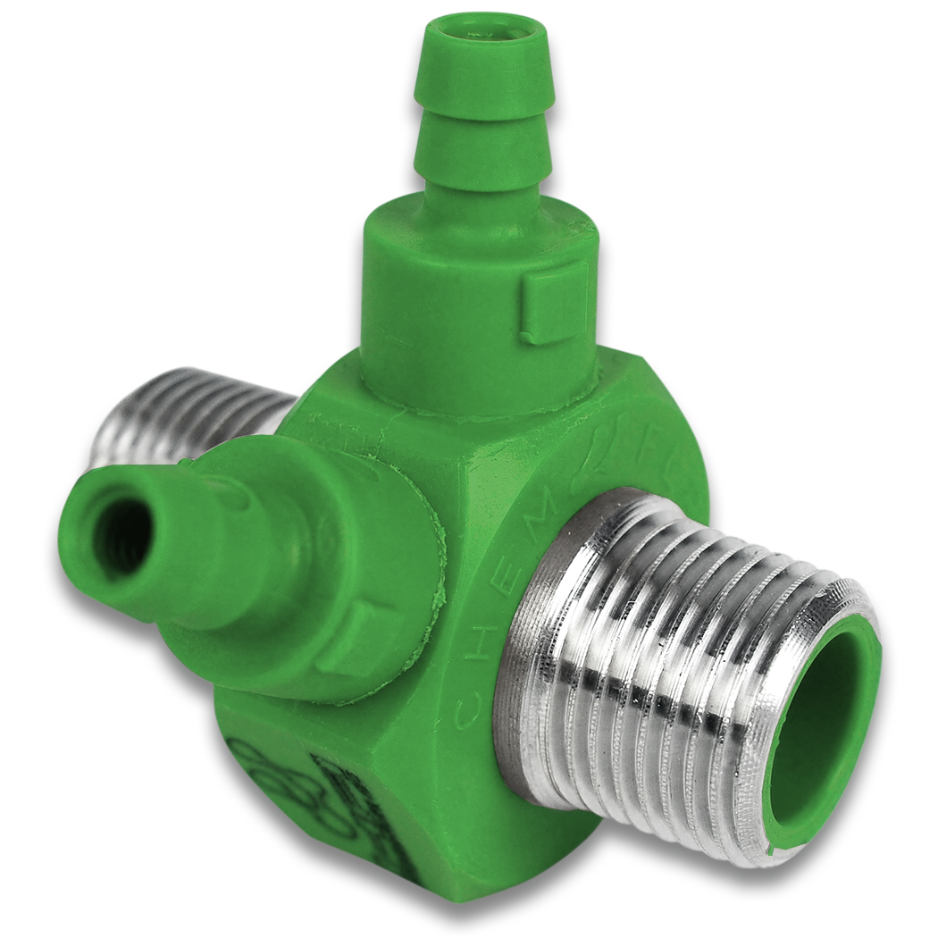 Hydra-Flex Dual Port Chemical Injectors