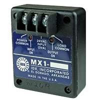 IDX Multiplexed Controls