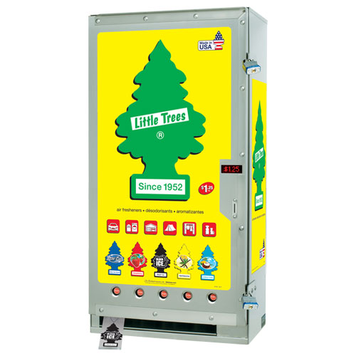 Little Tree Electronic 5 Column Unit & Parts