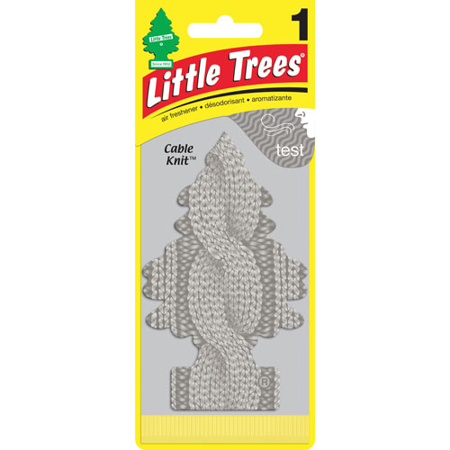 Little Trees Cable Knit 24 Pack