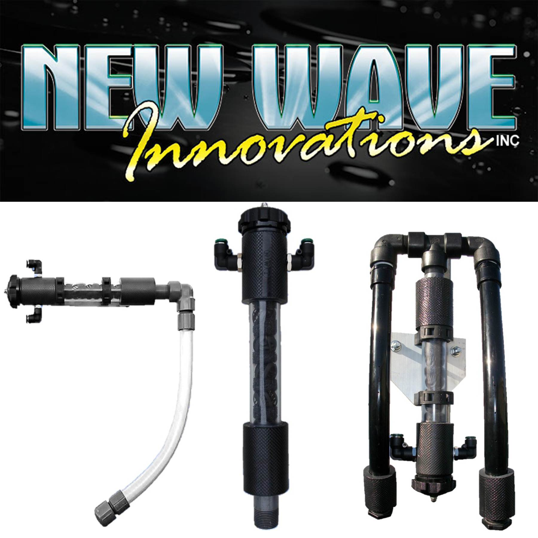 New Wave Innovations Tunnel Parts
