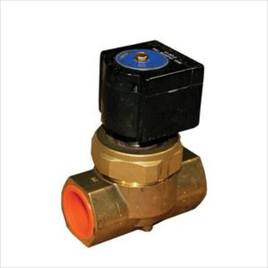 Normally Closed Solenoid Valves (Pilot Piston)