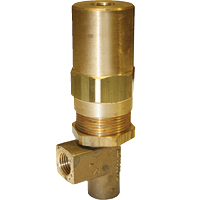 Suttner Regulators/Safety Relief Valves