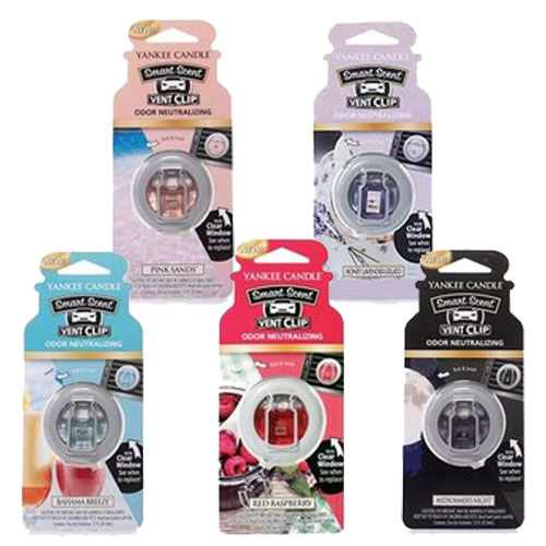 Yankee Candle Vent Clips