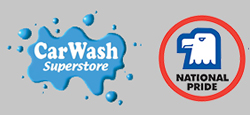 Logo : Car wash, Superstore